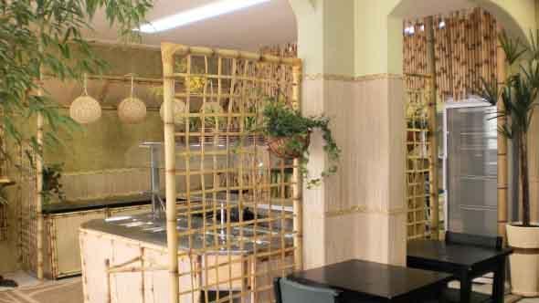 trelica bambu jardim : trelica bambu jardim:Treliças para enfeitar o jardim e a casa