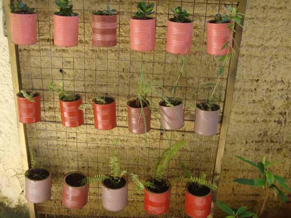 Adesivo Para Box De Banheiro ~ baboofacebook Jardim vertical artesanal u2013 Saiba como f