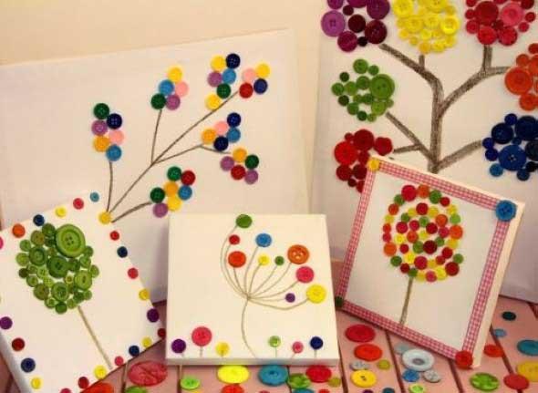 Quadros artesanais criativos 005