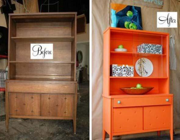 Reciclando móveis antigos 006
