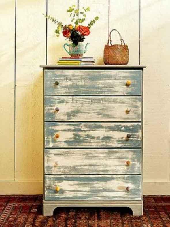 Reciclando móveis antigos 015