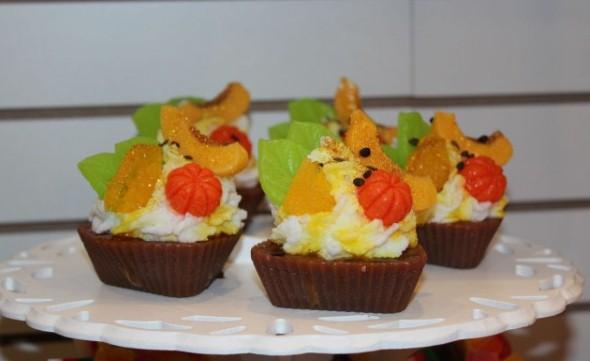 Aprenda a fazer sabonete de cupcake 002