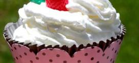 Aprenda a fazer sabonete de cupcake