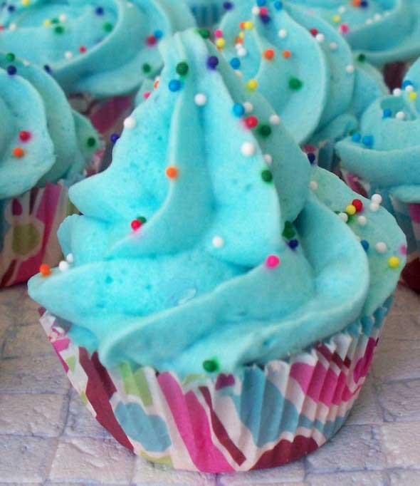 Aprenda a fazer sabonete de cupcake 007