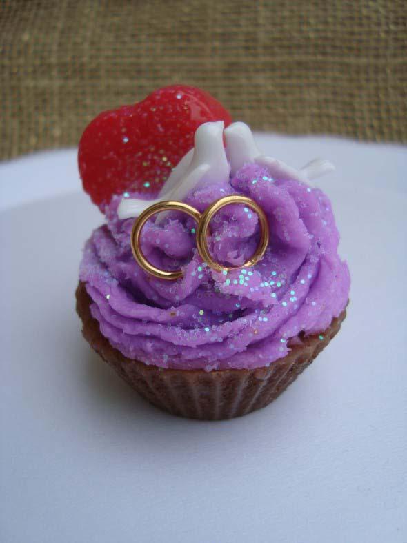 Aprenda a fazer sabonete de cupcake 009