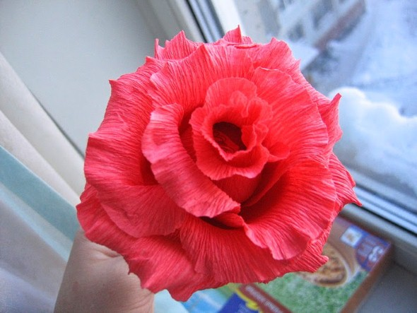 Flores artesanais para o Dia das Mães 008