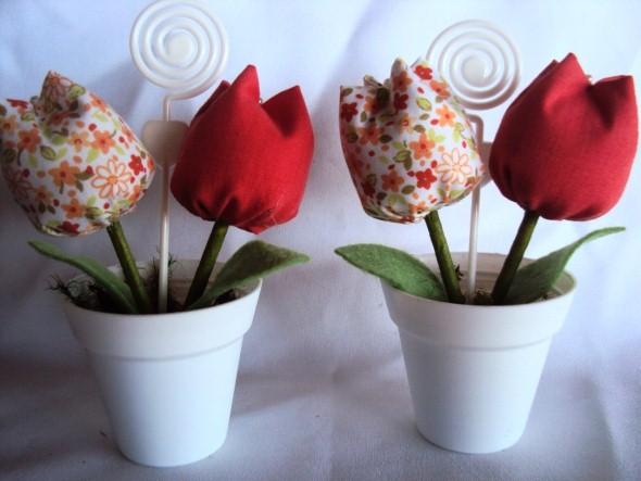 Flores artesanais para o Dia das Mães 015