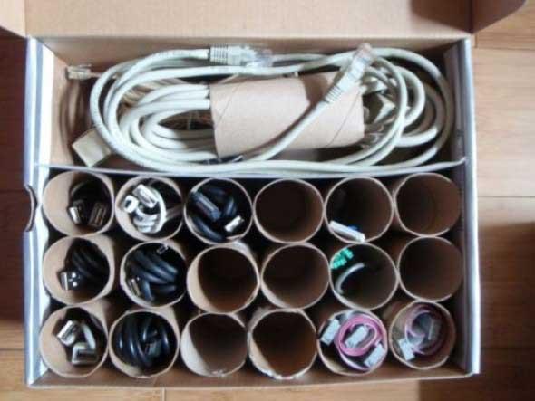 Ideias para reciclar caixas de sapato 006