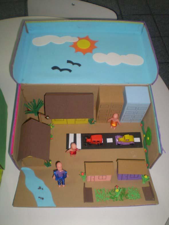 Ideias para reciclar caixas de sapato 012