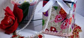 Porta-joias artesanal – Saiba como fazer