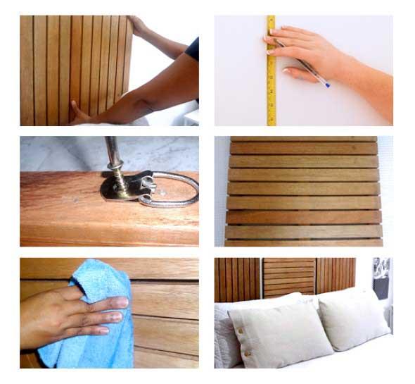Como fazer a cabeceira da cama 011