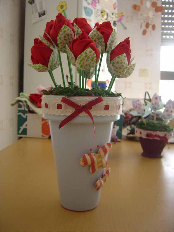 Diferentes tipos de vasos artesanais 001
