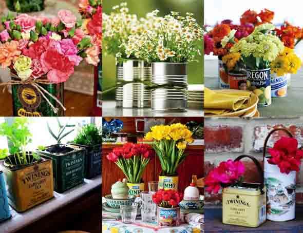 Diferentes tipos de vasos artesanais 009