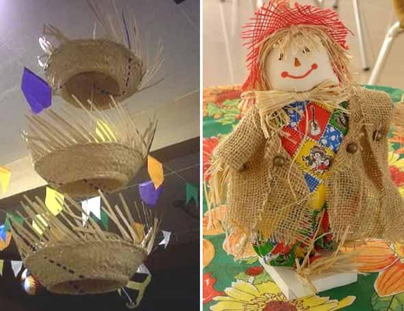 Enfeites artesanais para Festa Junina 002