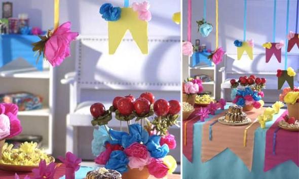 Enfeites artesanais para Festa Junina 013