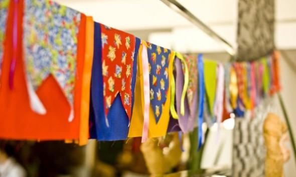 Enfeites artesanais para Festa Junina 014