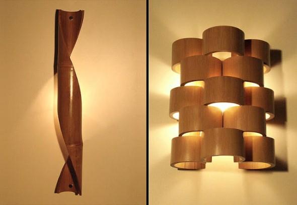 Muitas vezes Luminárias artesanais – 15 Modelos criativos e originais FF88