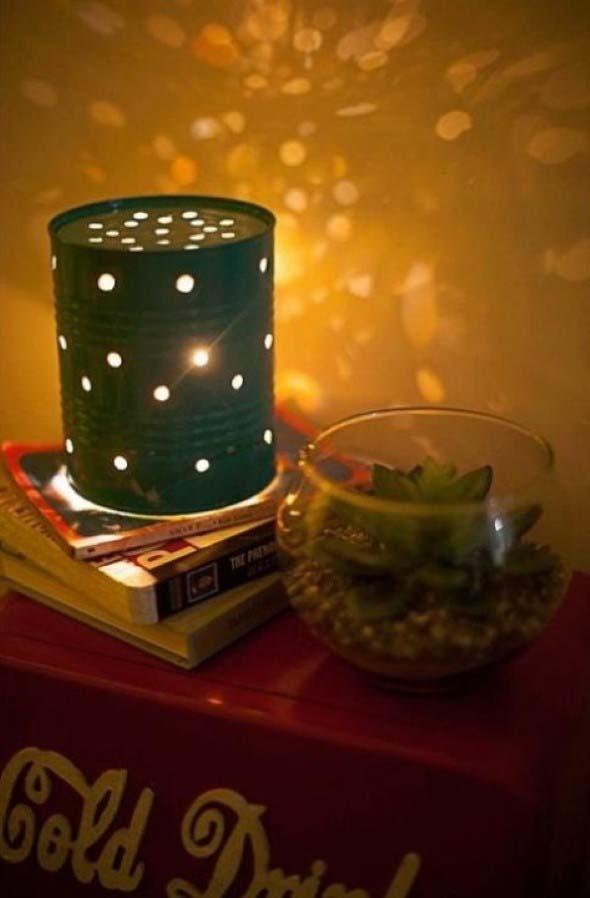Luminárias artesanais 006