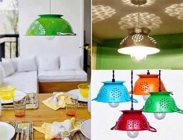 Luminárias artesanais 015