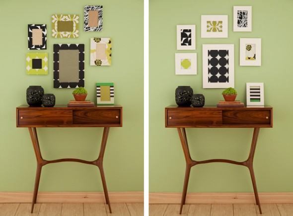 Modelos de quadros artesanais para fazer em casa 002