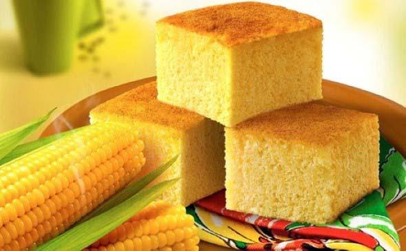 Receita de bolo de milho 003