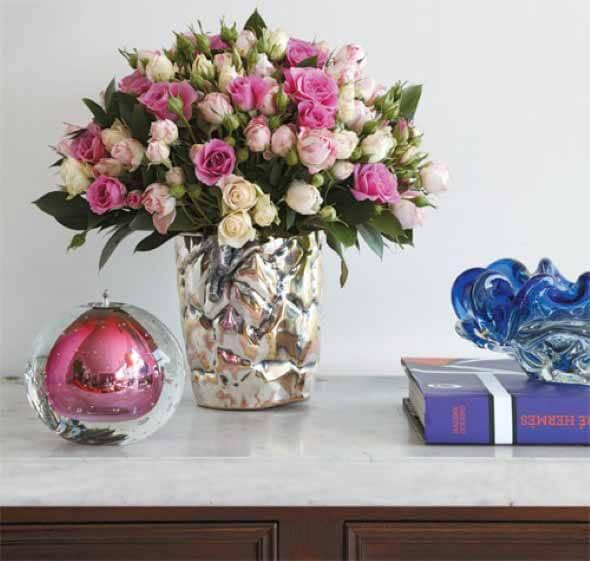 Como fazer arranjo de flores 001