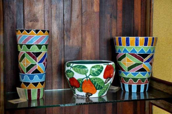 Dicas de artesanato com vasos de barro 005