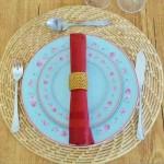 Como fazer um suporte para pratos artesanal – O Sousplat