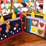Bolsa de retalhos artesanal – Saiba como fazer
