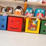 Como fazer uma caixa organizadora multiuso