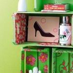 Aprenda a fazer móveis com caixote de feira 001