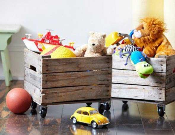 Aprenda a fazer móveis com caixote de feira 006