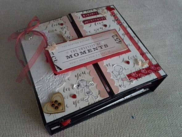Idéias de artesanato com scrapbook 011