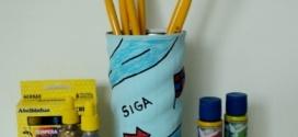 Pintura artesanal – Dê vida nova aos objetos