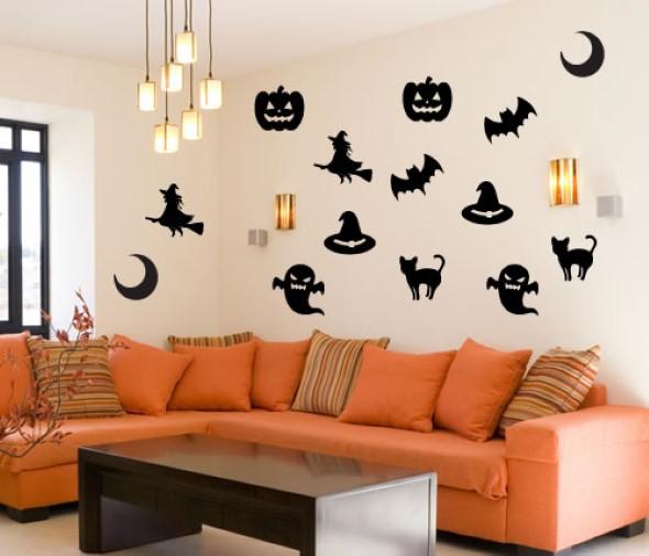 Adesivo Carenagem De Kart ~ Artesanato de Halloween u2013 Dicas para fazer em casa