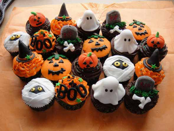 Artesanato de Halloween 012