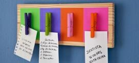 Porta recados artesanal – Saiba como fazer