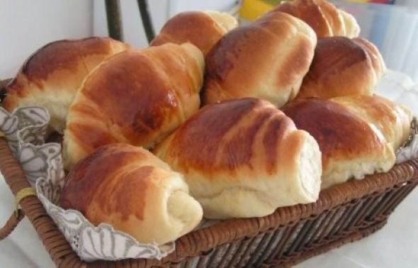 Receita de pão caseiro 001