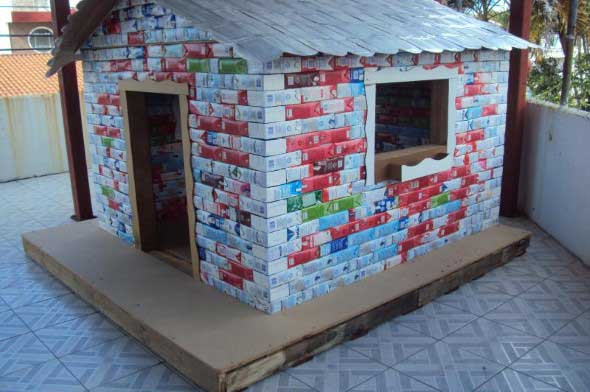 Reciclagem de caixas longa vida 004
