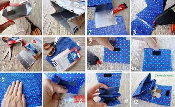Reciclagem de caixas longa vida 013