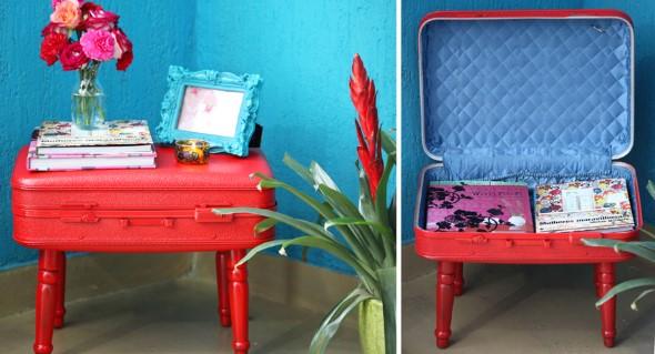 Restaurar malas antigas em casa 013