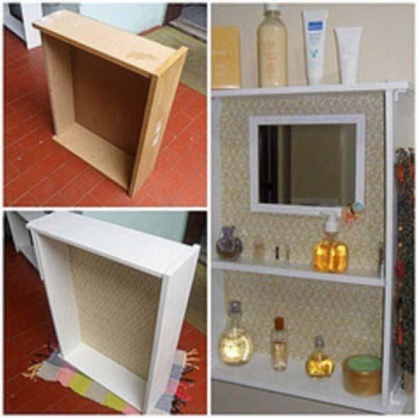 armário com gavetas antigas 014