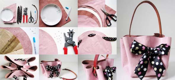 Bolsa artesanal sem costura 002