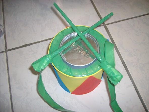 Brinquedos de lata 009