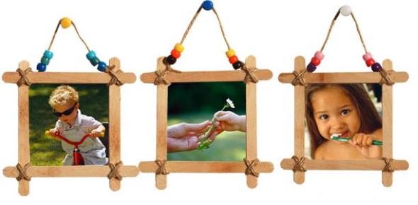 Ideias criativas com palitos de picolé 016
