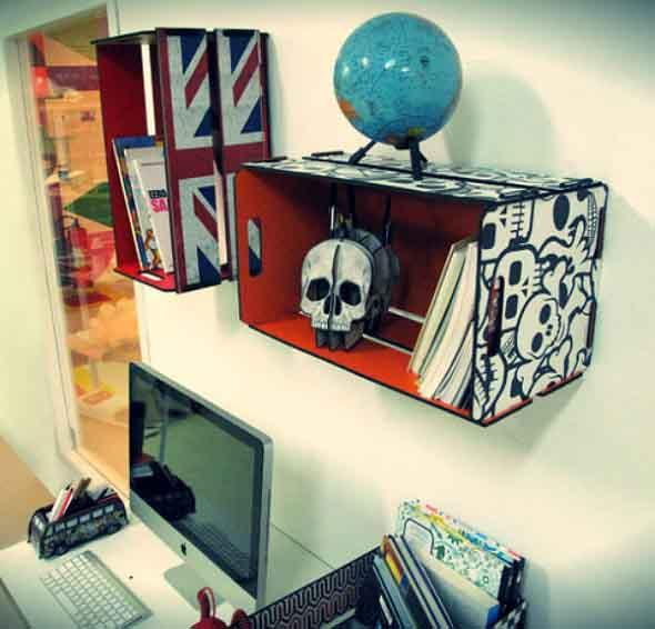 Ideias de artesanato para quarto de solteiros 016