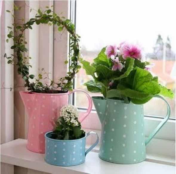 Transforme bules antigos em vasos charmosos 015