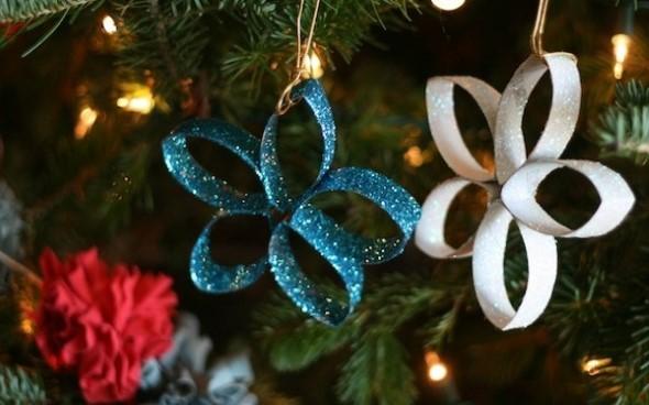 ideias de enfeites de Natal artesanais 003