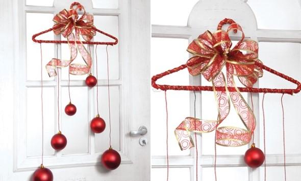 ideias de enfeites de Natal artesanais 010