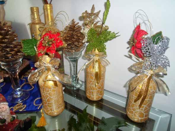 ideias de enfeites de Natal artesanais 011